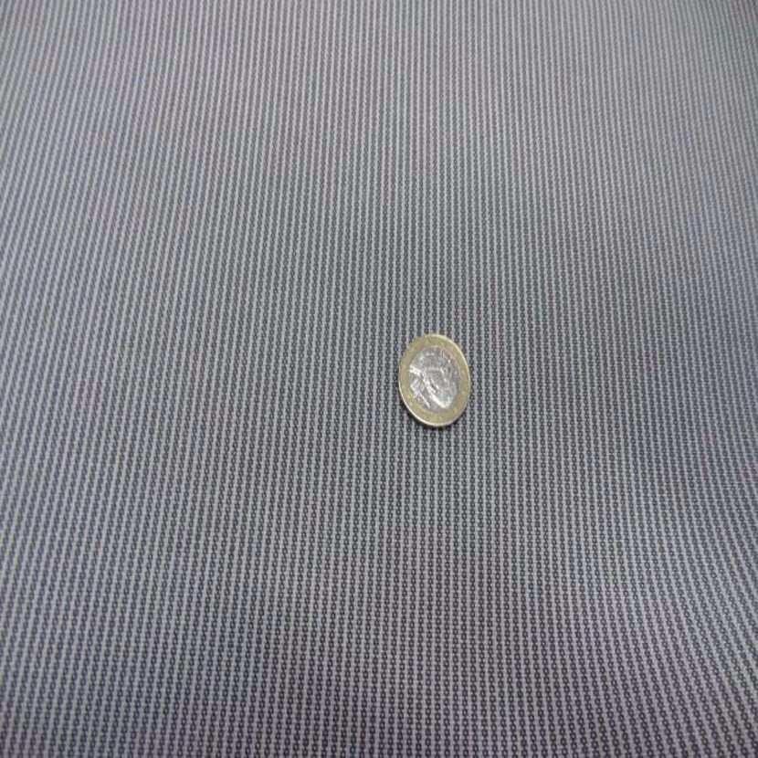 Bache a fine rayure blanc gris en 1 60m de large1