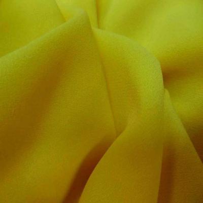 Beau crepe jaune