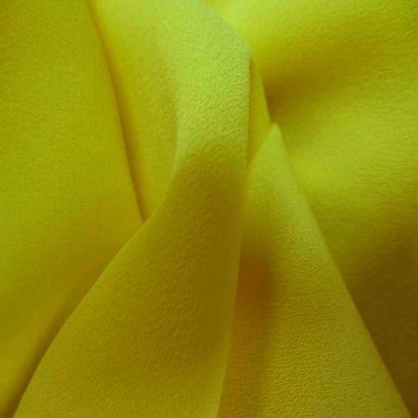 Beau crepe jaune0