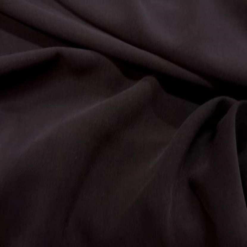 Belle microfibre marron