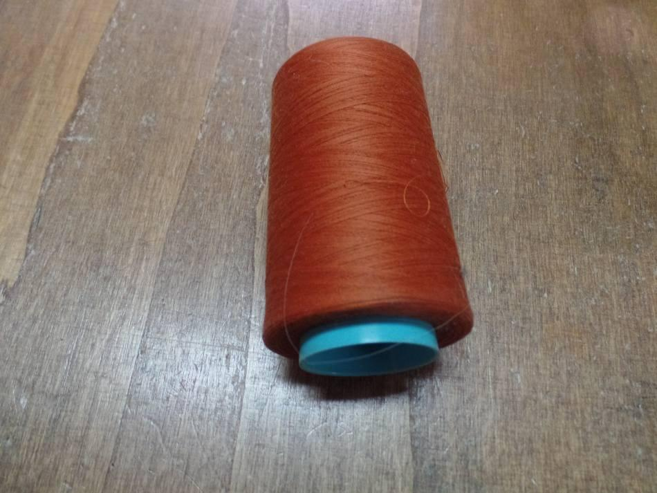 vente de Cône de fil 5000 mètres DMC couleur abricot -120-1474s-4358