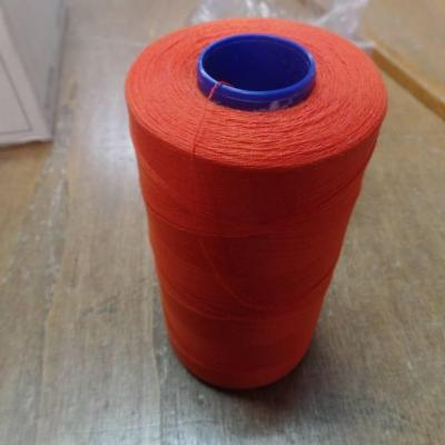 Cone de fil 5000 metres DMC couleur orange 35 1074 4402