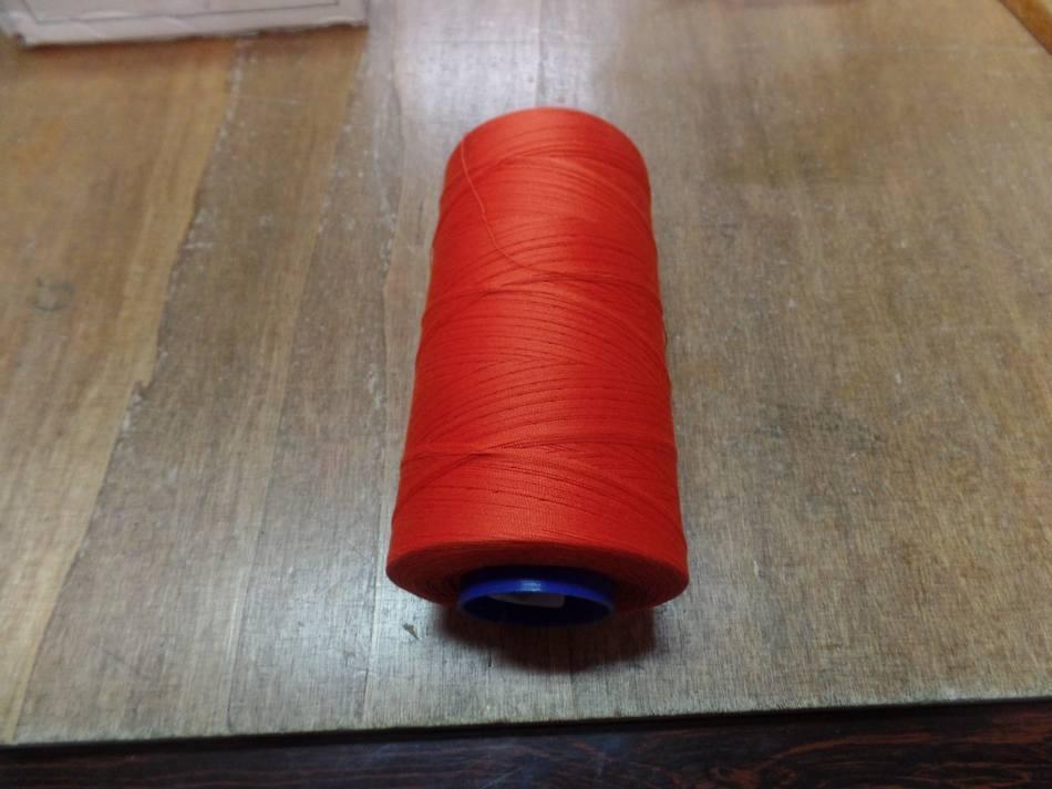 VENTE DE Cone de fil 5000 metres DMC couleur orange 35 1074 4402