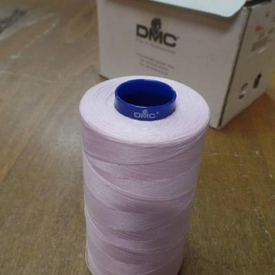 Cône de fil 5000 mètres DMC couleur rose clair-35- 1074-4430