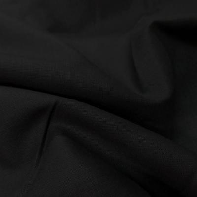 Coton 100 cretonne gris anthracite en 2 80m de large