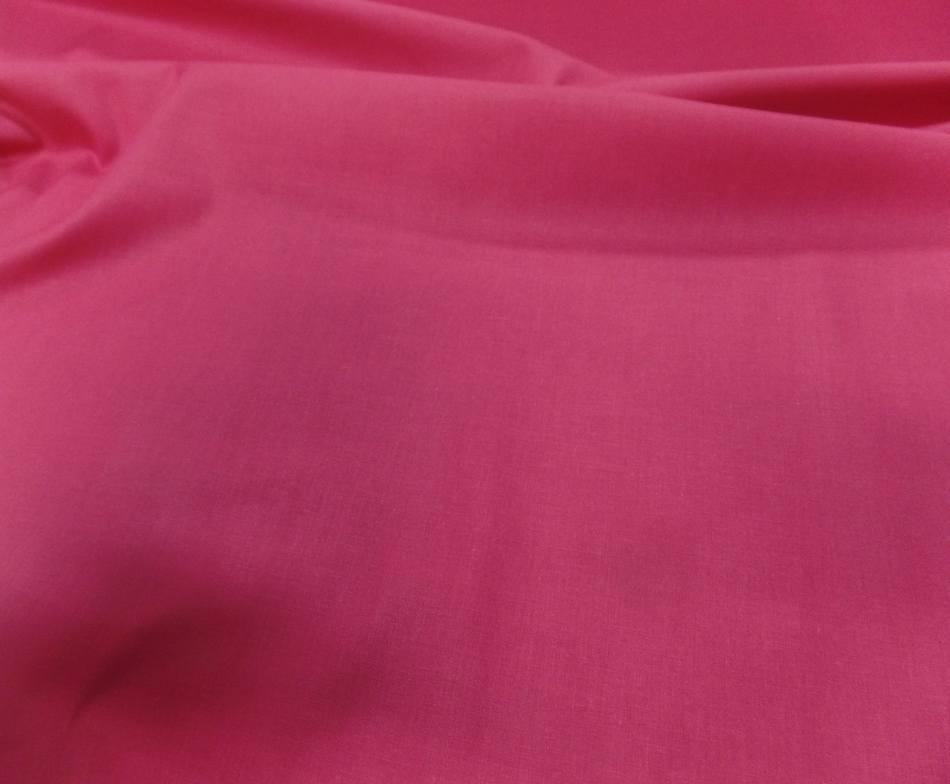 Coton 100 cretonne rose