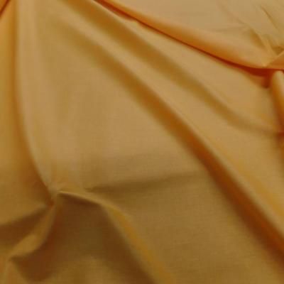 Coton cretonne jaune soleil