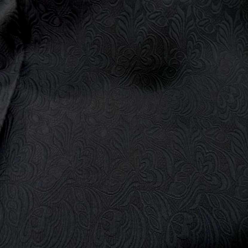 Coton faconne gris anthracite