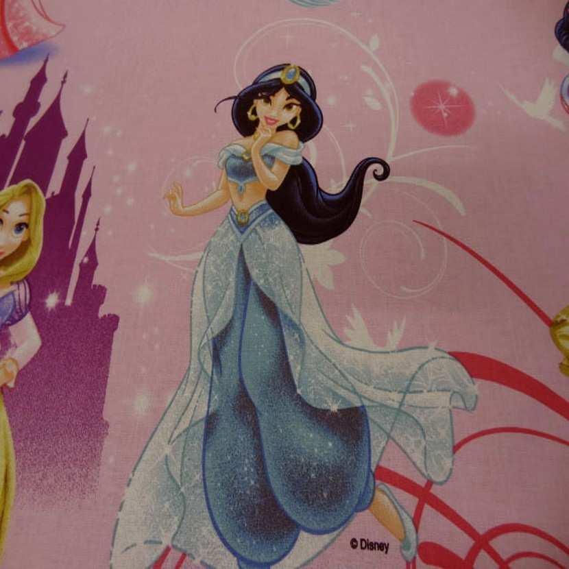Coton imprime princesse walt disney6