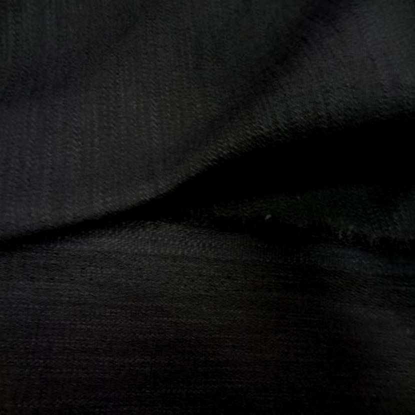 Coton lycra noir4