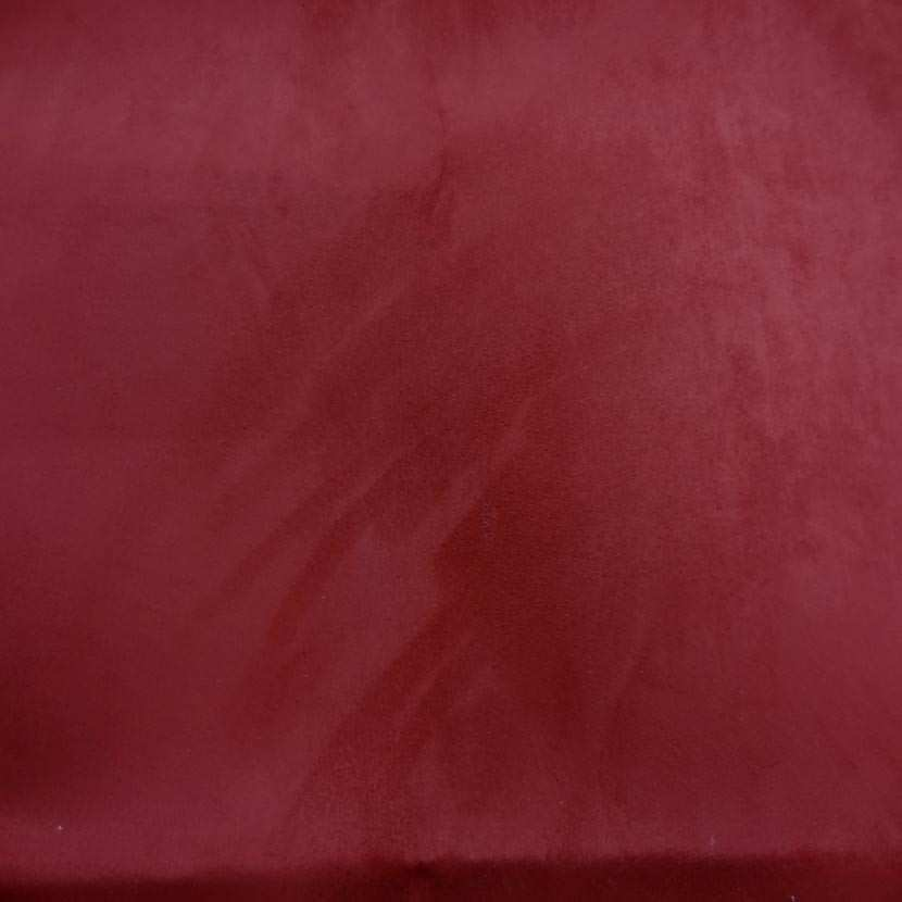 Coupon d alcantara ton rouge 0 95m