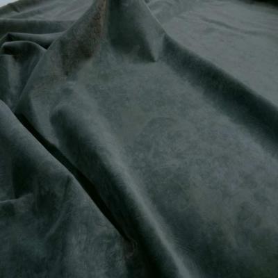 Coupon d alcantara vert faconne 1 30m2