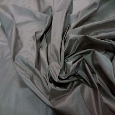 Coupon de taffetas de soie gris perle 1 10m