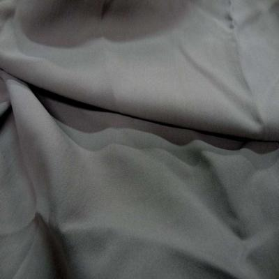 Coupon de tergal taupe stretch 2 20m