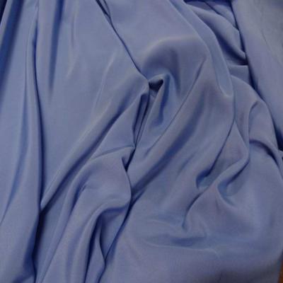 Crepe polyester ton lavande en 1 5m l