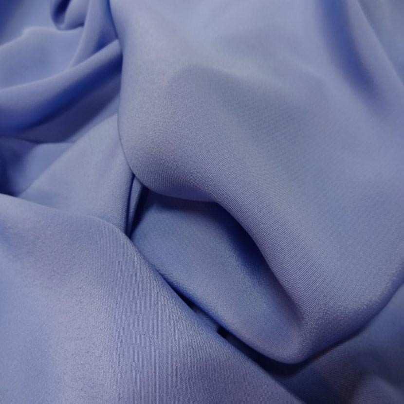 Crepe polyester ton lavande en 1 5m l0