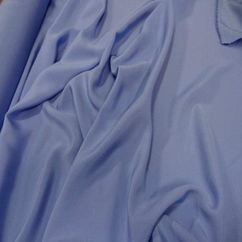 Crepe polyester ton lavande en 1 5m l2 1