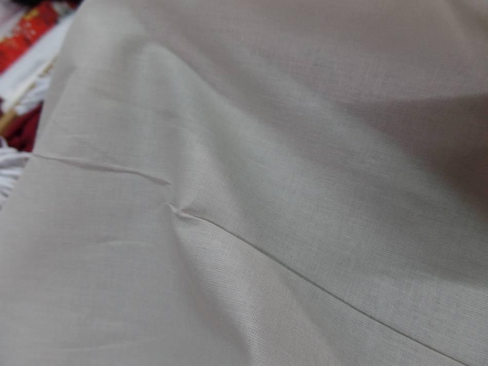 Cretonne beige clair en 2 80m de large8