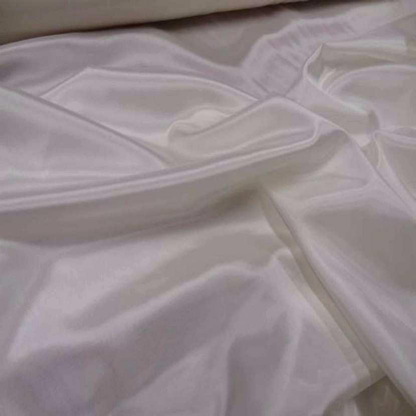 Doublure blanc casse antistatique lycra
