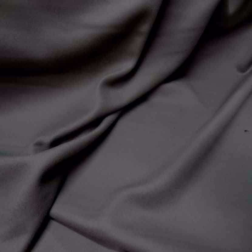 Drap de laine leger gris