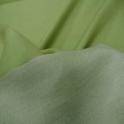 Drap de laine ton vert