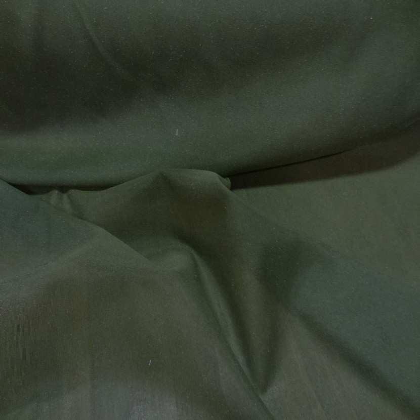Entoilage de renfort thermocollant vert kaki 4