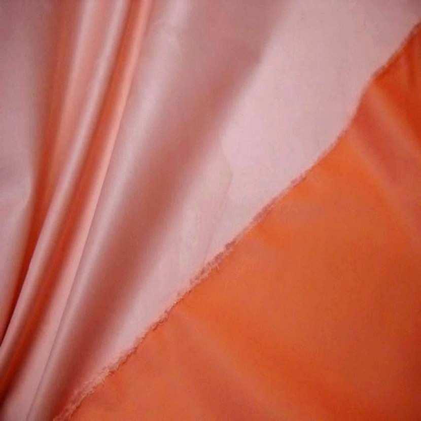 Imitation daim ton orange1