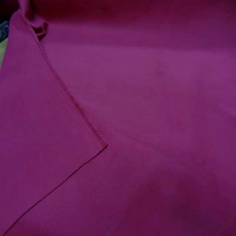 Imitation drap de laine rose0