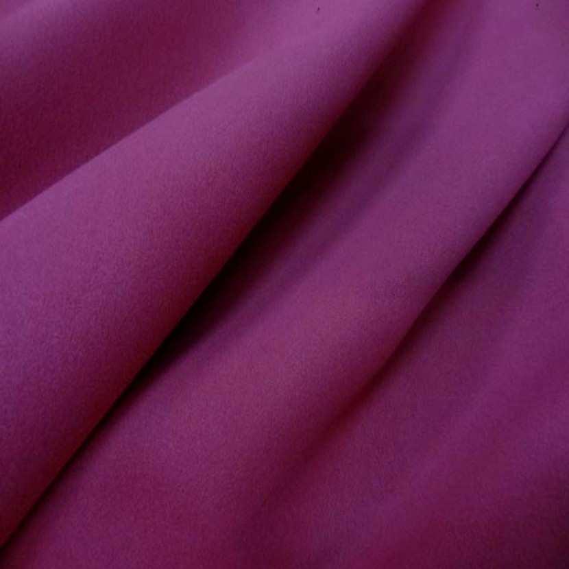 Imitation drap de laine rose2 1