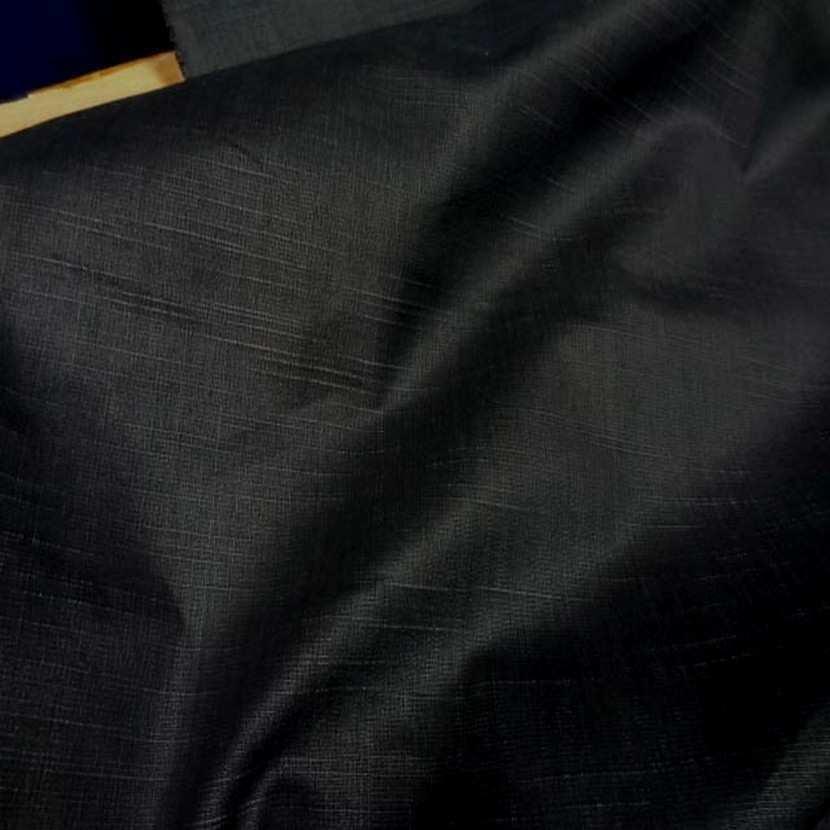 Jean double face noir huile et noir chine0