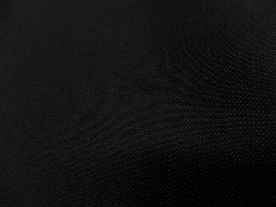 tissu jean enduit extensible noir gris