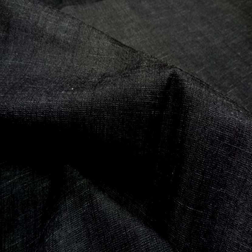 Jean extensible noir en 1 40m