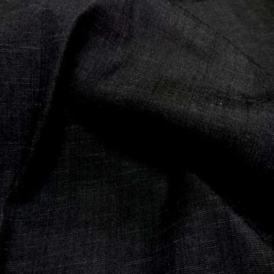 Jean extensible noir en 1 40m1