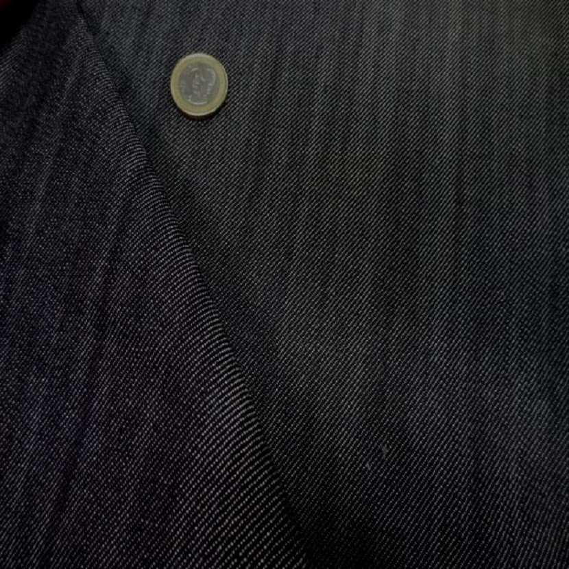 Jean lycra faux uni ton gris fonce01