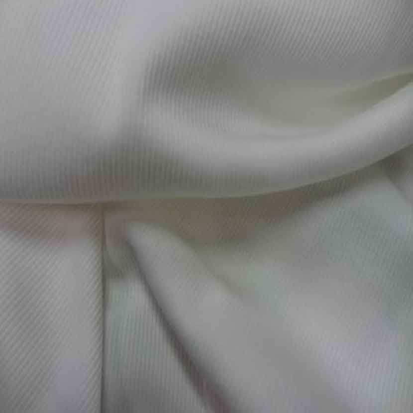 Jersey coton a cotes blanc7