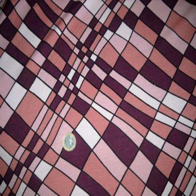 tissu jersey-coton-lycra-violet-vieux-rose