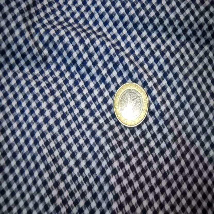 Jersey coton ton bleu marine blanc imprime vichy5