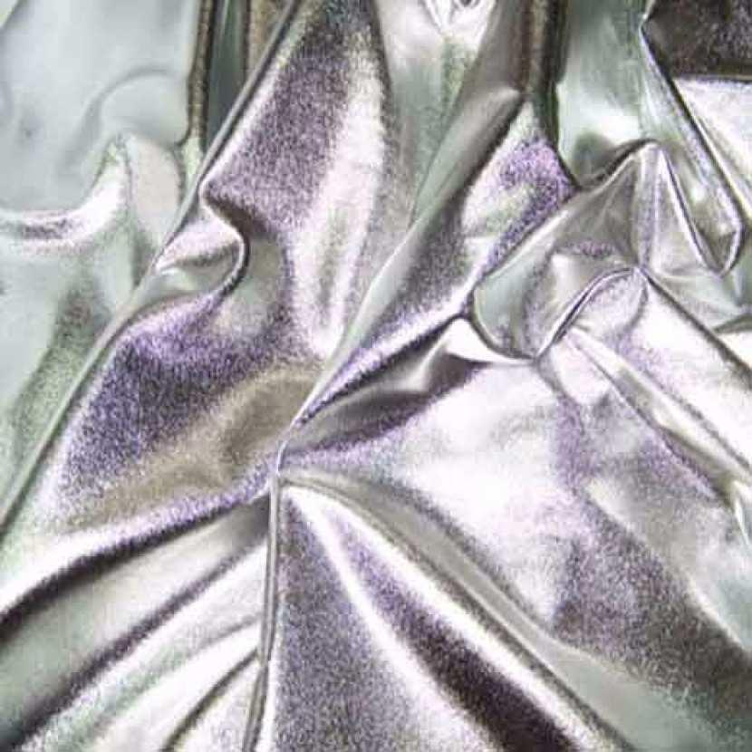 Jersey lame gris metal5