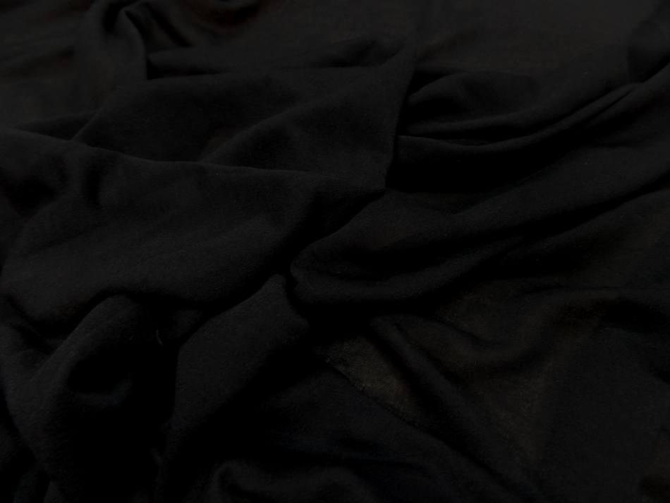 Jersey tres fin noir 0