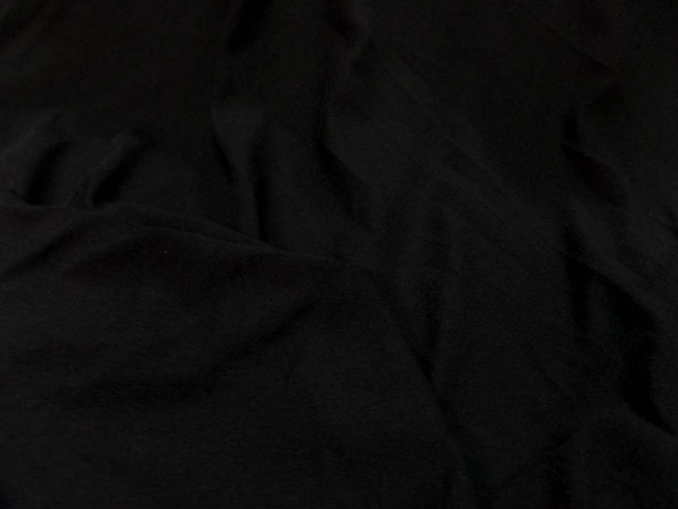 Jersey tres fin noir 8