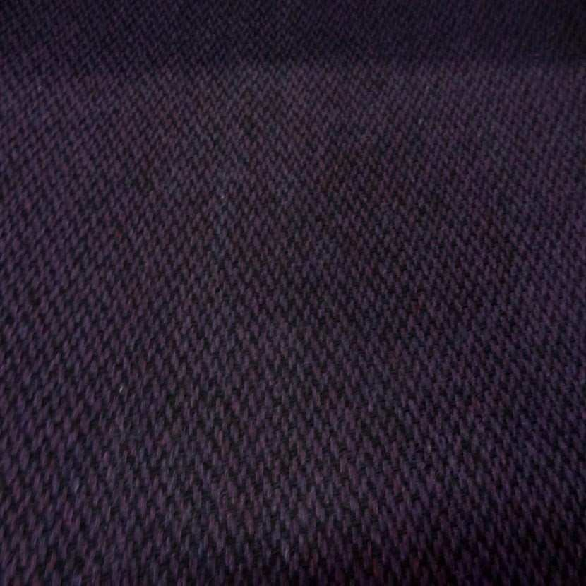 Lainage chine violet noir6
