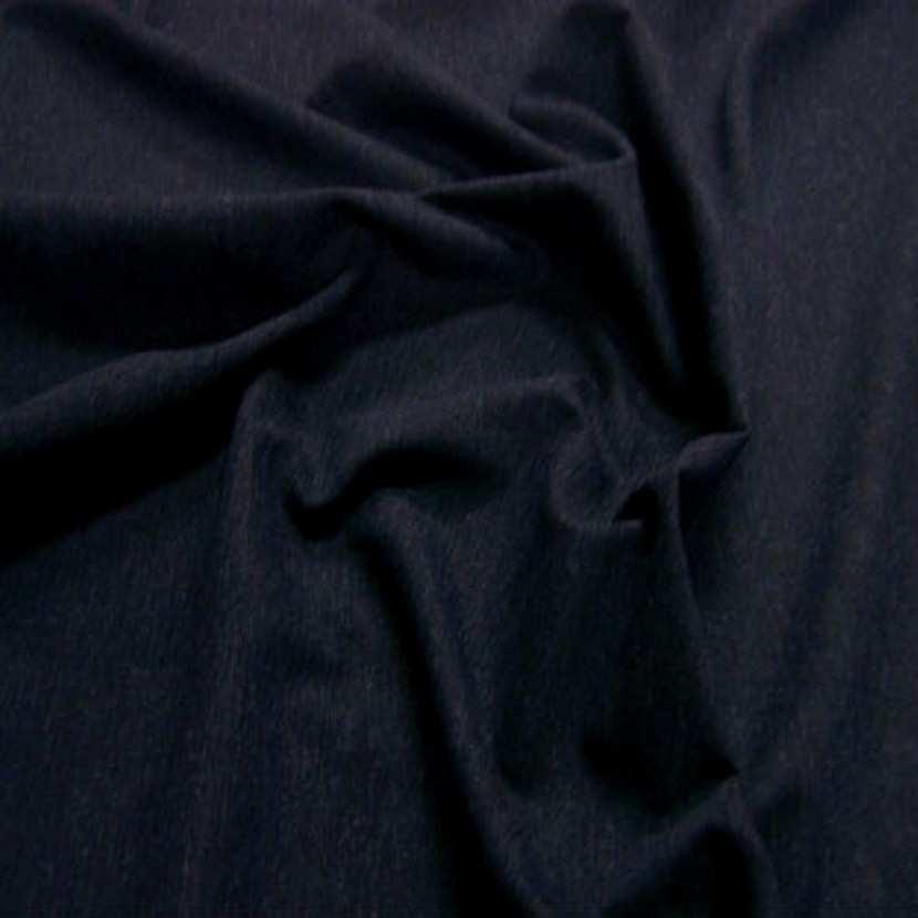 Lainage lycra bleu chine5