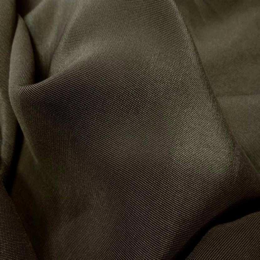 Lame lurex souple tisse noir et vieil or00