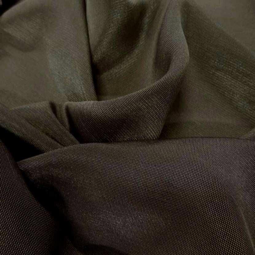 Lame lurex souple tisse noir et vieil or9