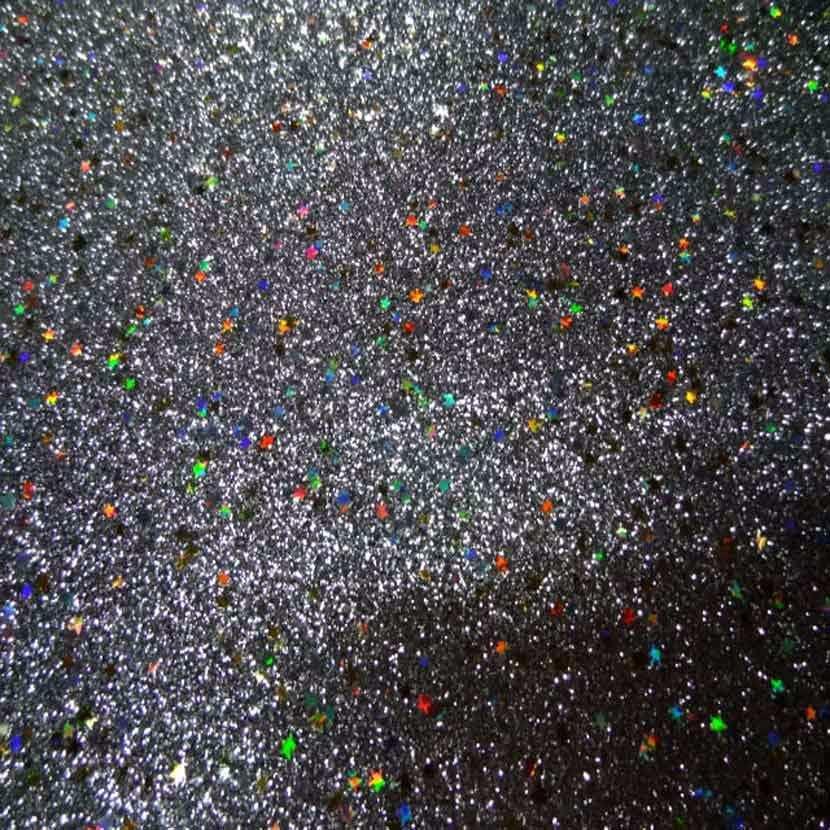 Lame metal a paillettes multicolore3