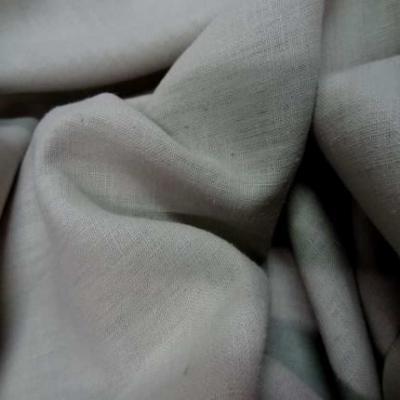 tissu Lin 100% beige