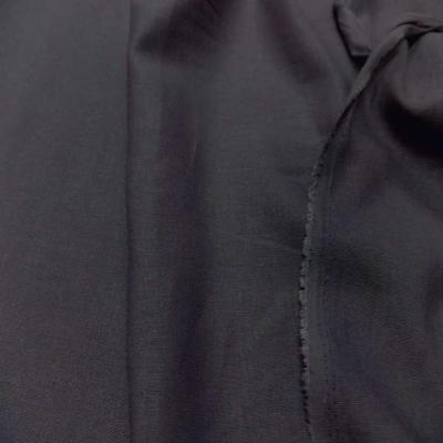 Lin coton gris anthracite
