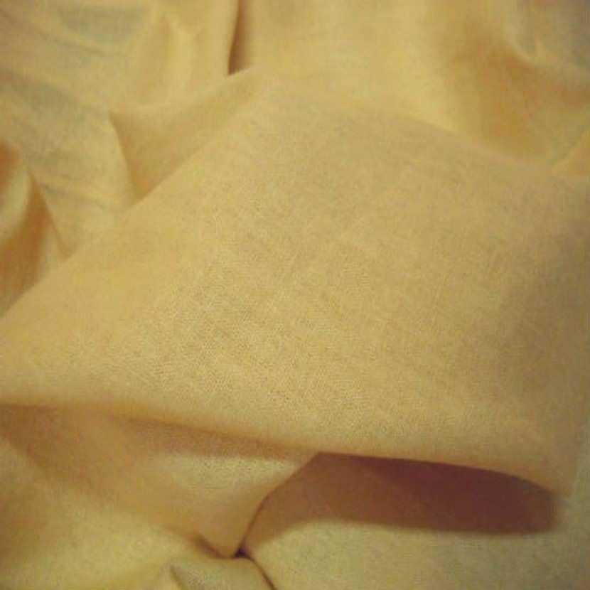 Lin coton jaune4
