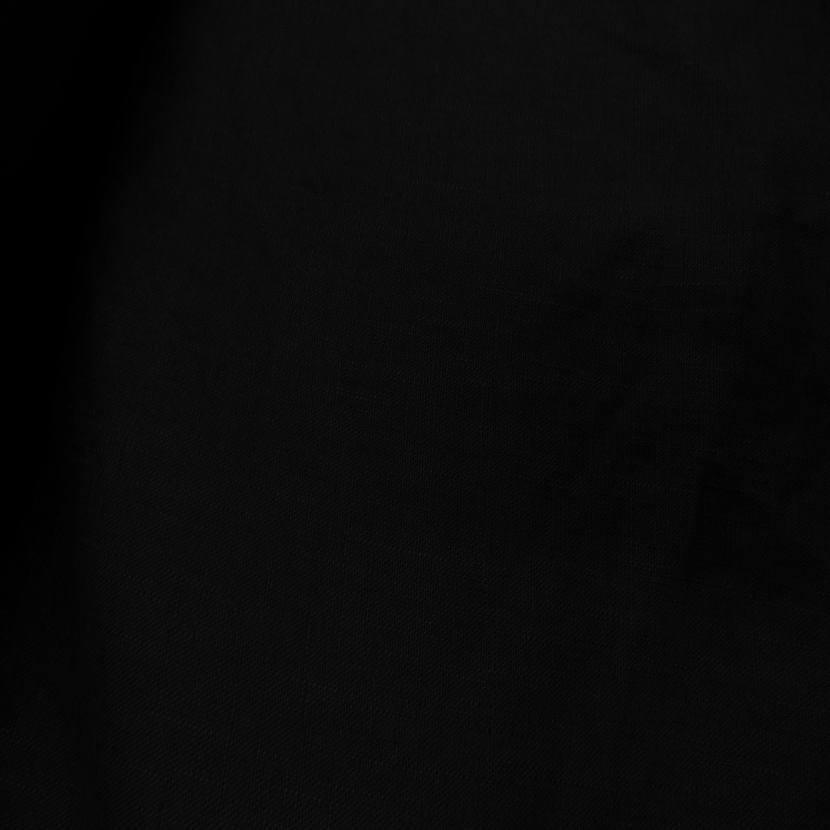 Très beau lin noir 240gr m²