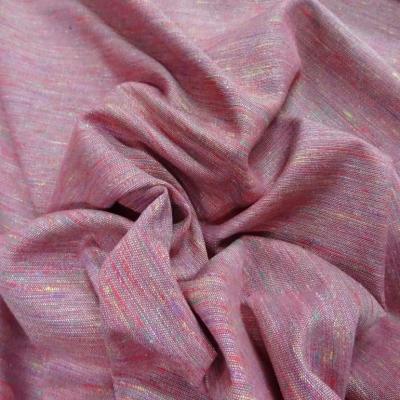 Lin ton rose faconne tweed